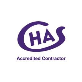 Chas Accredited Contractor - Project Interiors Refurbishments