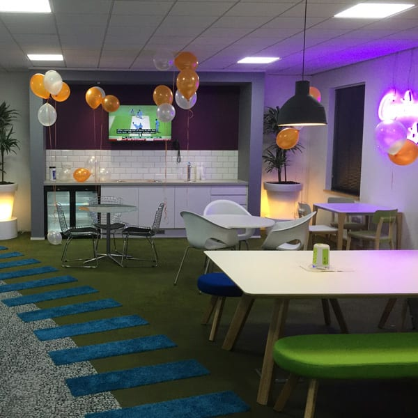 Project Interiors Office - High Wycombe Refurbishments