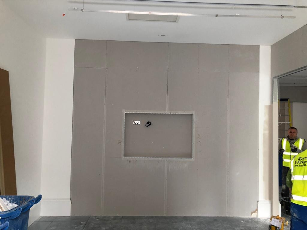 Drylining | Project Interiors
