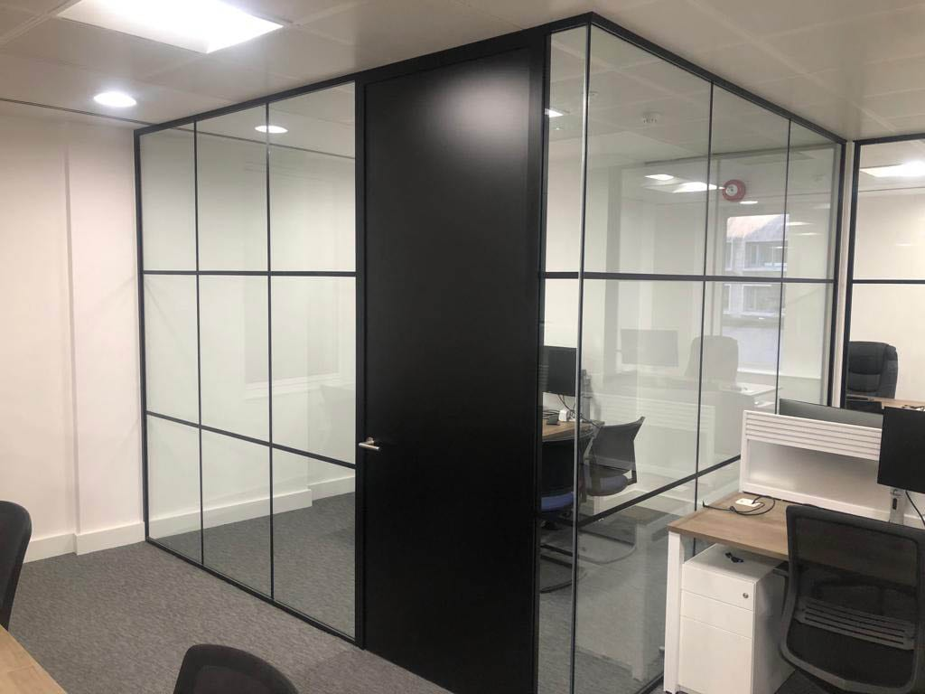 Glass Partition | Project Interiors