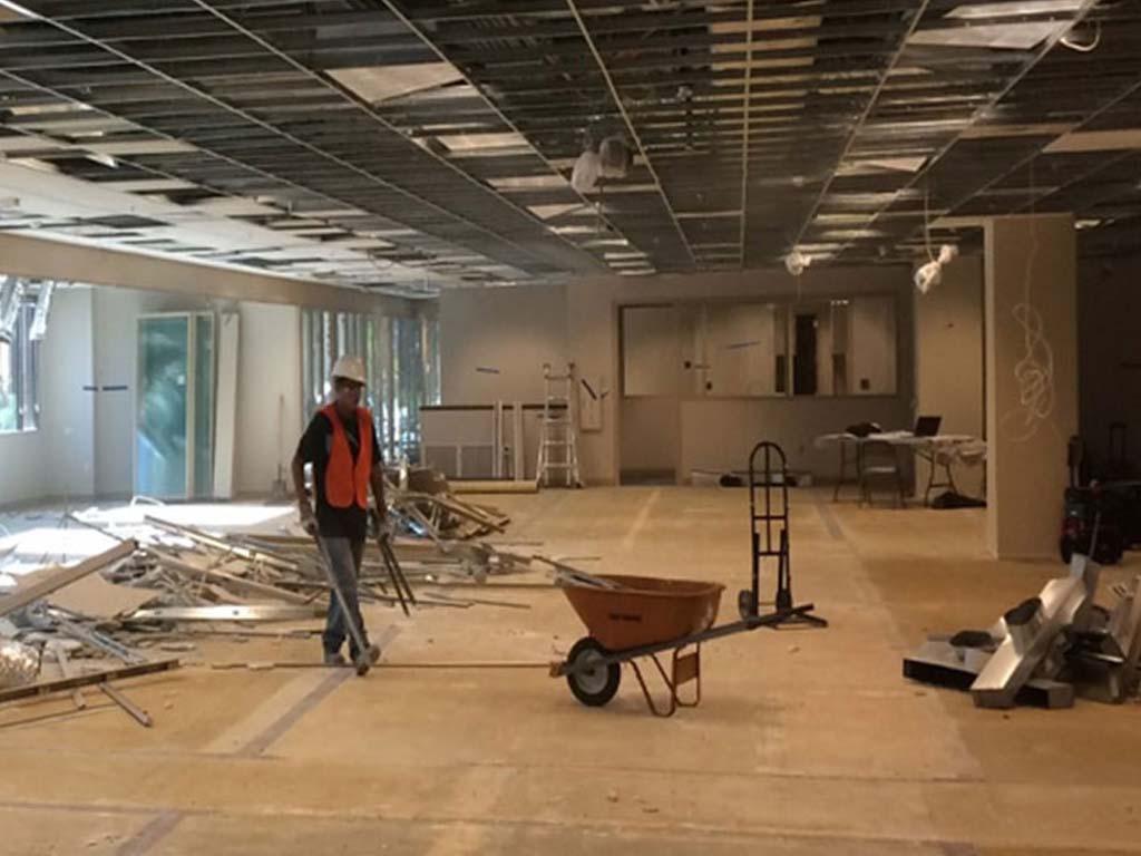 Office Interior Demolition & Rip Outs | Project Interiors Refurbishments
