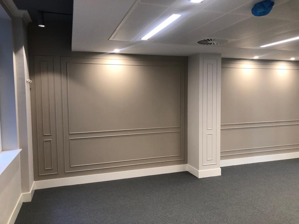 Office Partitions | Project Interiors