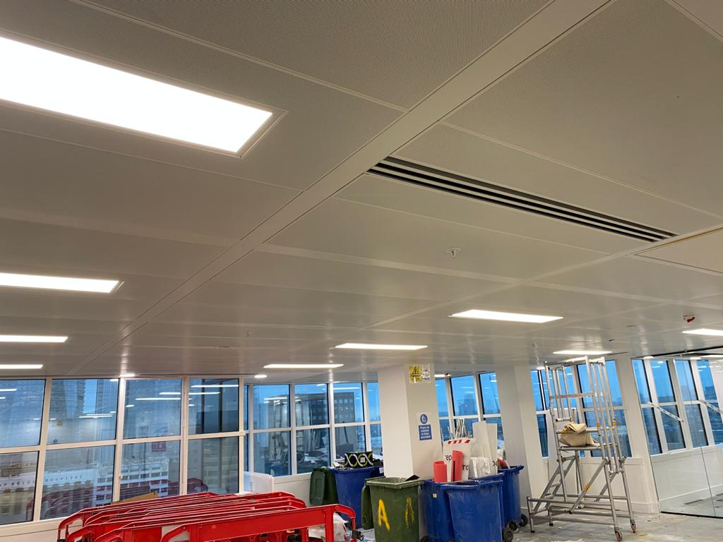Suspended Ceilings | Project Interiors
